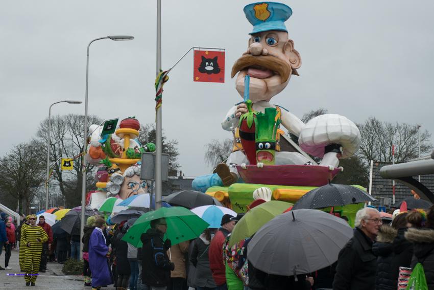 2019 Carnaval optocht Raalte
